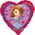 Anagram 17 inch Sofia the First Love