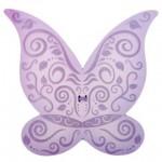 Disney Purple Tinkerbell Fairy Wings ~ 8 packs