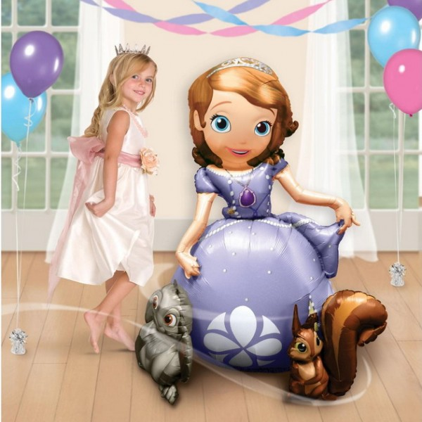 Character Balloons - Anagram 48 inch Sofia The First AirWalker