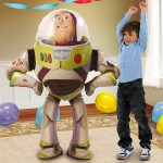 "Anagram 53"" Inch Buzz Lightyear Toy Story Airwalker"