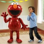 """Sesame Street Elmo 54"""" Inch Airwalker"""