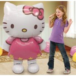 "Anagram 50"" Inch Hello Kitty Airwalker"