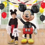 "Anagram 52"" Inch Mickey Mouse Airwalker"