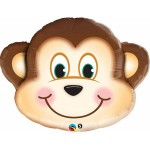 Qualatex 35 inch Mischievous Monkey SW