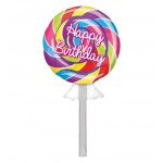 Anagram 42 x 21 inch Very Sweet Day Lollipop
