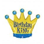 Betallic Mini Birthday King