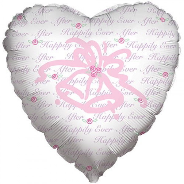 Betallic 18 inch Happily Ever After Balloon
