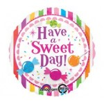 "Anagram 17"" Inch Have a Sweet Day Balloon"