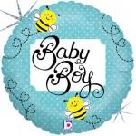 Betallic 9 inch Baby Boy Bee