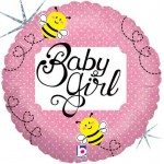 Betallic 9 inch Baby Girl Bee