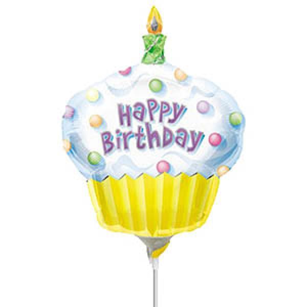 Anagram Mini Cupcake Happy Birthday