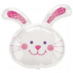 "Anagram 27"" Inch Bunny Hug Head"