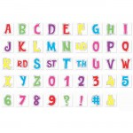 Anagram Sticker Letters Numbers and Symbols For Balloon