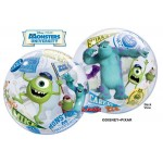 "Qualatex 22"" Inch Monsters University Bubble Balloon"