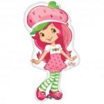 "Strawberry Shortcake 31"" Inch Figure SuperShape Balloon"