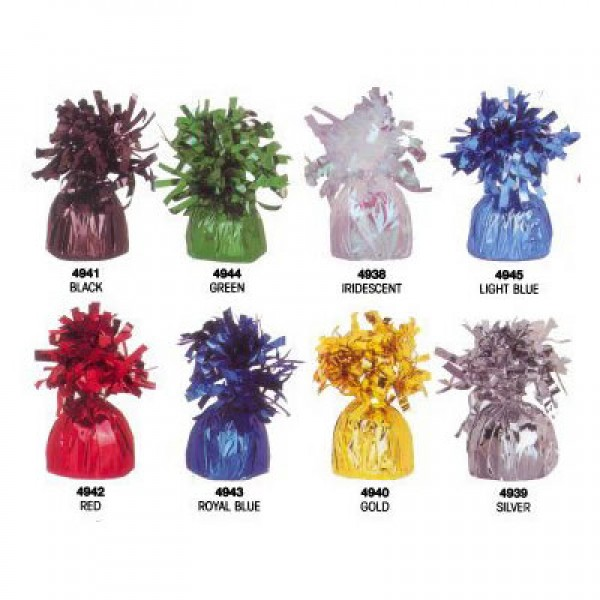 106g Colorful Candy Shape Balloon Weight ~ 3pcs