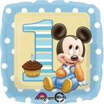 Anagram 17 inch Mickey 1st Birthday