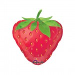 Anagram 18 Inch Strawberry Balloon
