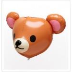 "Japan Special 20"" Inch 3D Rilakkuma Head Balloon"
