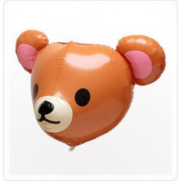 Special 20 Inch 3D Rilakkuma Head Balloon