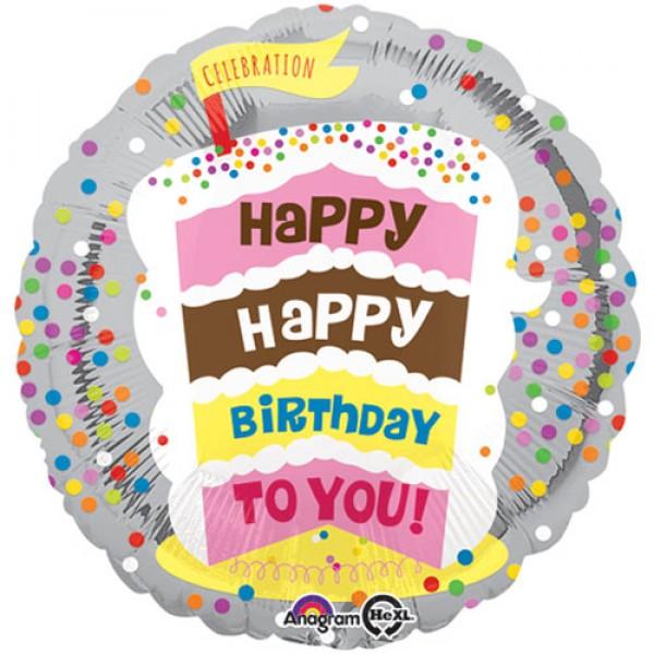 Happy Birthday Lee Cake