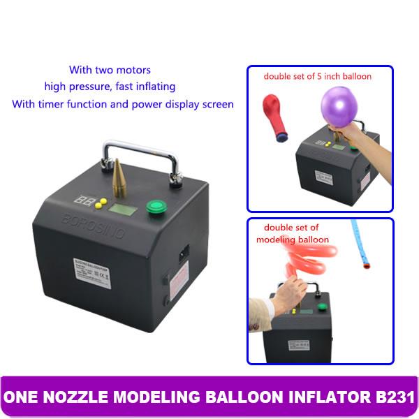 Lagenda Inflator For Modeling Balloon B231