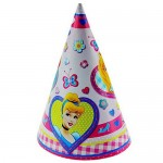 Disney Princess Party Hats Pack of 8