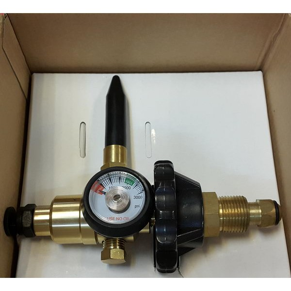 Gas Tank Size Malaysia >> Helium Tank Regulator Filler Valve for Balloons with Gauge - from category Gas Cylinder ...