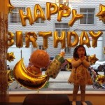 16 Inch Gold Letter Foil Balloons A-Z OEM-Others