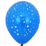 Mytex 12 Inch AO Stars Blue ~ 10pcs