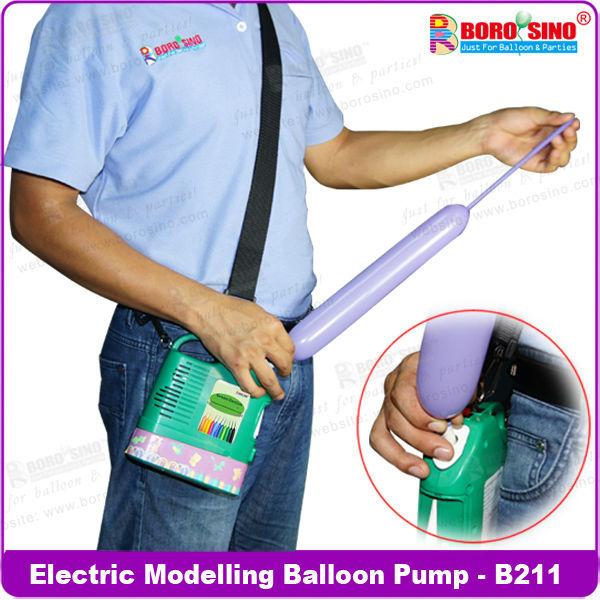 Inflator & Hand Pump - Borosino B211 Portable Modelling Balloon Pump
