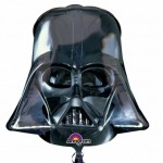Anagram 25 inch Supershape Star Wars Darth Vader Helmet