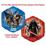 Anagram 23 inch Supershape Star Wars The Force Awakens