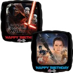 Anagram 17 inch Star Wars The Force Awakens Birthday