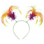 Amscan Ponytail Headband ~ Neon