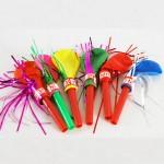 Balloon Blowout Sound Maker ~ 10pcs