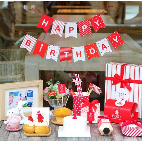 Mytex Korea Style Happy Birthday Banner From Category