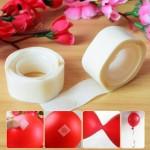 Premium Quality Balloon Attachment Glue Dots ~ 150 dots (TW)