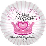 CTI 17 inch Welcome Little Princess