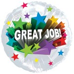 CTI 17 inch Great Job Star Cascade