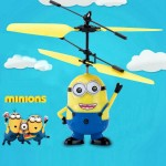 Mini Helicopter Flying Aircraft ~ Minions