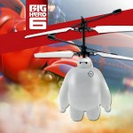 Mini Helicopter Flying Aircraft ~ Baymax