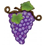Betallic 31 inch Linky Grapes - Purple