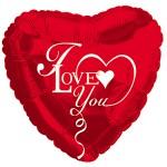 CTI 9 inch I Love You