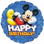 Anagram 17 inch Happy Birthday Mickey