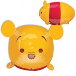 Anagram 12x19 inch Tsum Tsum Pooh