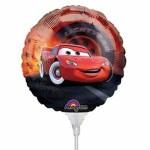 Anagram 9 inch Mini Foil Cars McQueen Balloon