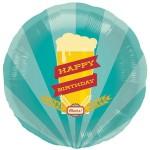 Northstar 18 inch Happy Birthday Brew