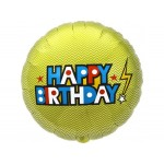 Northstar 18 inch Happy Birthday Bolt