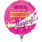 Anagram 9 inch Magical Birthday